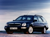 Pictures of Ford Scorpio Estate UK-spec 1994–98