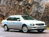 Pictures of Ford Scorpio Sedan UK-spec 1994–98