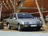 Ford Sierra Ghia 5-door Hatchback 1982–87 wallpapers