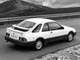 Ford Sierra XR4i 3-door Hatchback 1983–85 photos