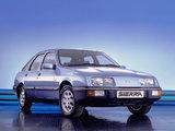 Ford Sierra 2.0 Ghia 5-door Hatchback UK-spec 1984 images