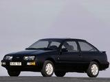 Ford Sierra XR4x4 3-door Hatchback 1985–87 photos