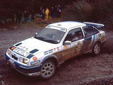 Ford Sierra RS Cosworth Group A Rally Car 1987–89 photos