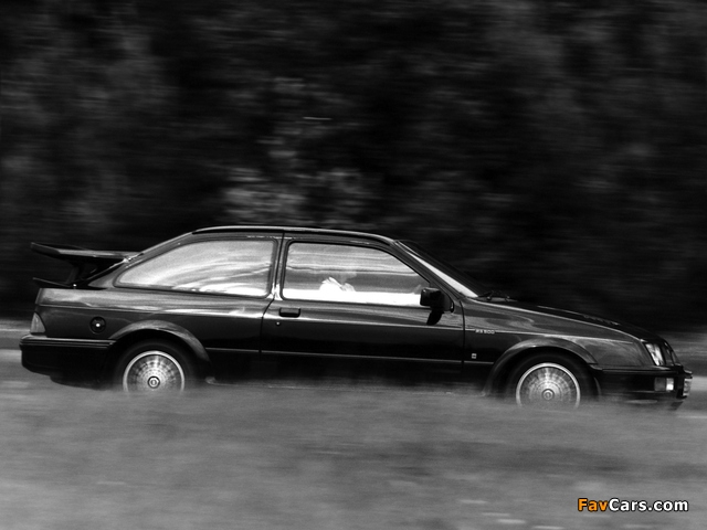 Ford Sierra RS500 Cosworth 1987 photos (640 x 480)