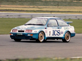 Ford Sierra RS Cosworth BTCC 1987 pictures