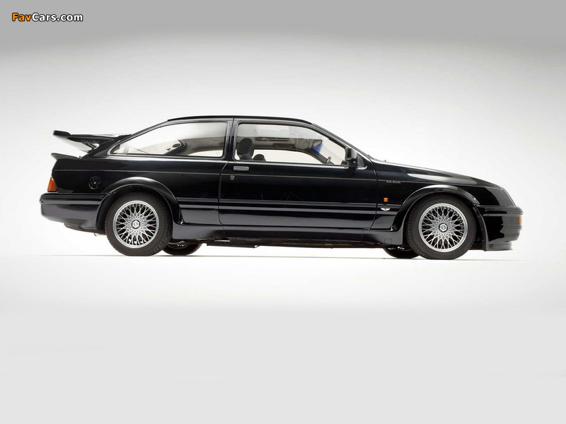 Ford Sierra RS500 Cosworth 1987 wallpapers (800 x 600)
