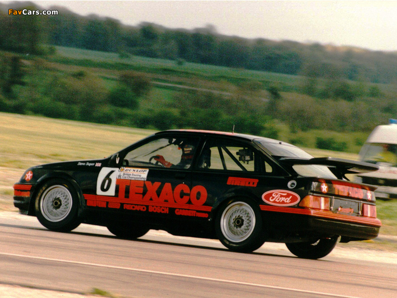 Ford Sierra RS500 Cosworth BTCC 1988–92 images (800 x 600)