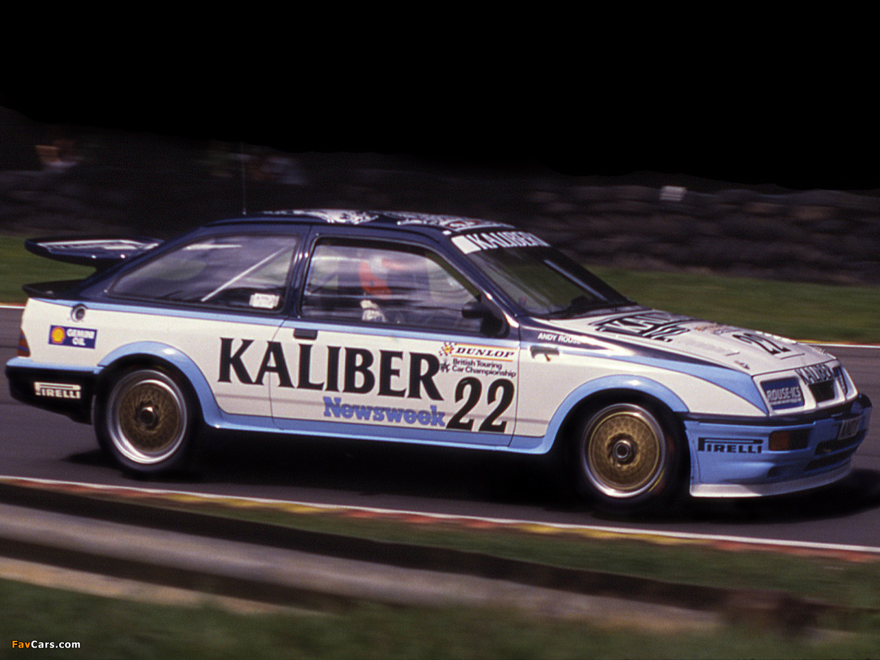 Ford Sierra RS500 Cosworth BTCC 1988–92 images (1280 x 960)