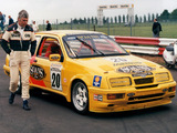 Ford Sierra RS500 Cosworth BTCC 1988–92 photos