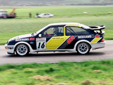 Ford Sierra RS500 Cosworth BTCC 1988–92 photos