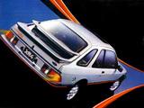 Images of Ford Sierra XR4 3-door Hatchback AR-spec 1984–88