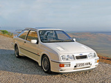 Images of Ford Sierra RS Cosworth UK-spec 1986–88