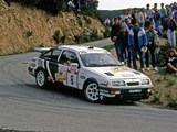 Images of Ford Sierra RS Cosworth Group A Rally Car 1987–89