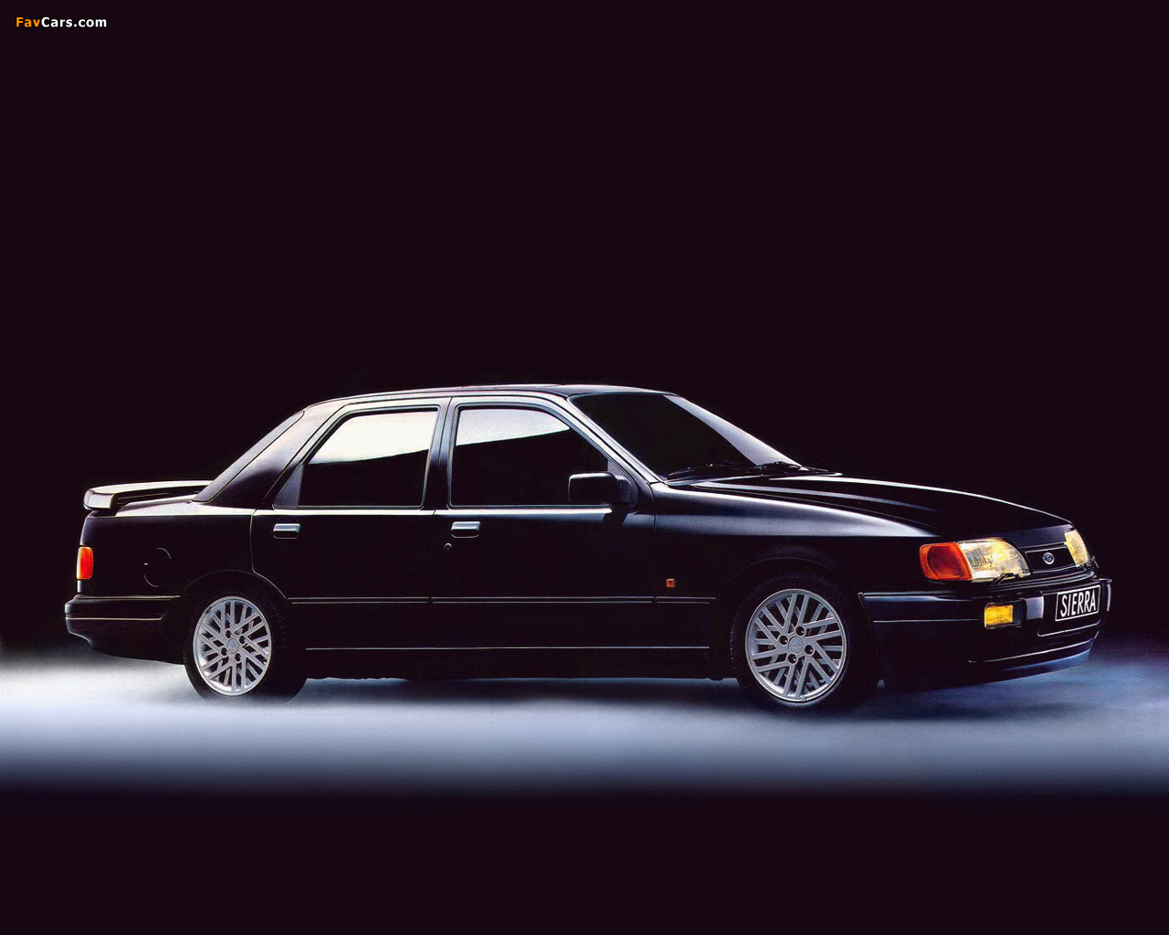 Images of Ford Sierra Cosworth 1988–90 (1280 x 1024)