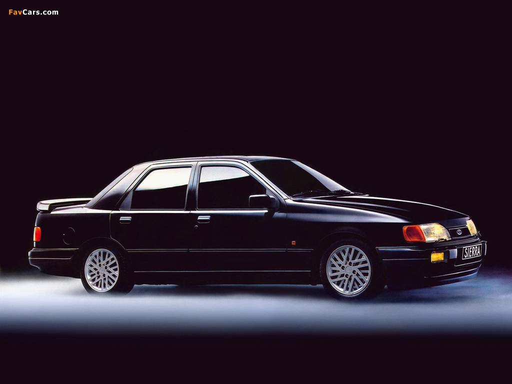 Images of Ford Sierra Cosworth 1988–90 (1024 x 768)