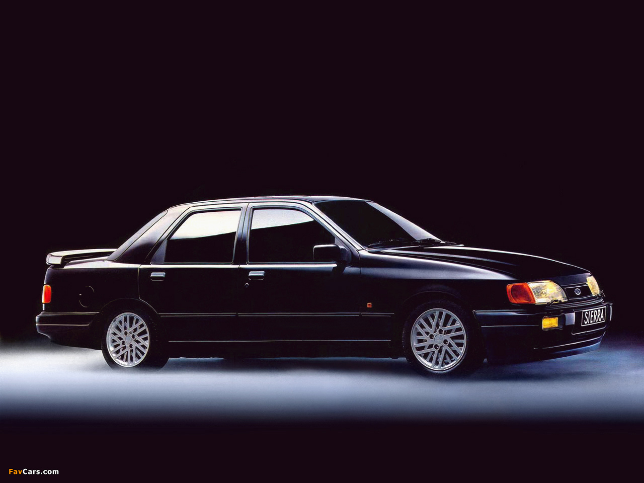 Images of Ford Sierra Cosworth 1988–90 (1280 x 960)