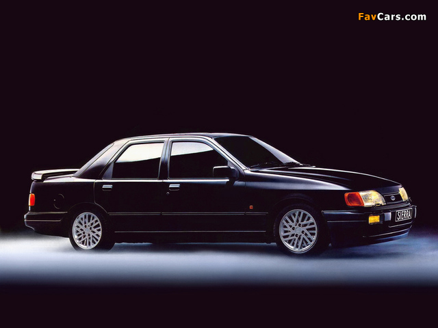 Images of Ford Sierra Cosworth 1988–90 (640 x 480)