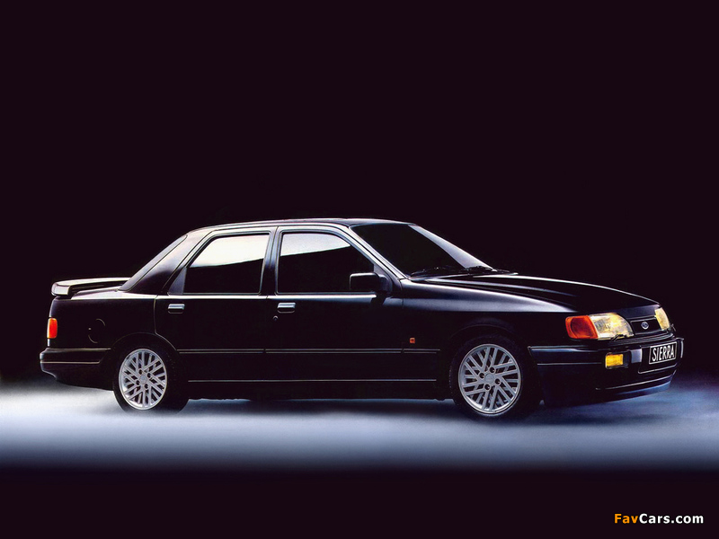 Images of Ford Sierra Cosworth 1988–90 (800 x 600)
