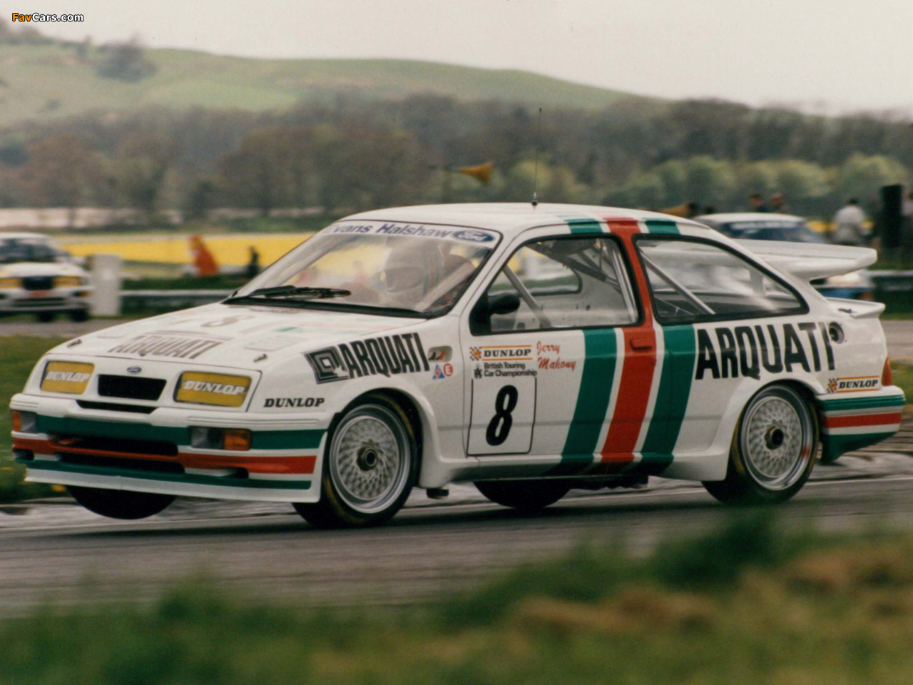 Images of Ford Sierra RS500 Cosworth BTCC 1988–92 (1280 x 960)