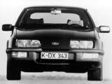 Photos of Ford Sierra XR4i 3-door Hatchback 1983–85
