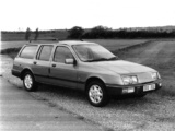 Photos of Ford Sierra 2.8i Ghia 4x4 Estate UK-spec 1986–87
