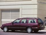 Photos of Ford Sierra 2.0 Ghia Turnier 1987–90