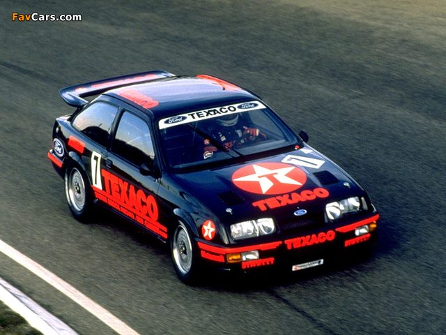 Photos of Ford Sierra RS500 Cosworth WTCC 1987–88 (640 x 480)