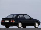 Pictures of Ford Sierra XR4x4 3-door Hatchback 1985–87