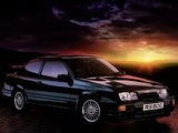 Pictures of Ford Sierra RS500 Cosworth 1987