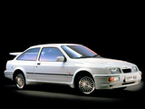 Ford Sierra RS Cosworth UK-spec 1986–88 wallpapers