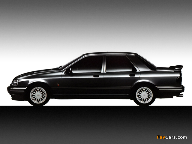 Ford Sierra Cosworth 4x4 1990–93 wallpapers (640 x 480)