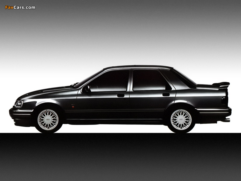 Ford Sierra Cosworth 4x4 1990–93 wallpapers (800 x 600)