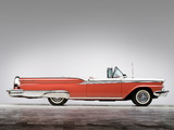Ford Fairlane 500 Skyliner Retractable Hardtop 1959 wallpapers