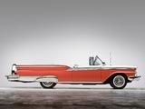 Ford Fairlane 500 Skyliner Retractable Hardtop 1959 wallpapers