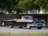 Pictures of Ford Fairlane 500 Skyliner Retractable Hardtop 1957