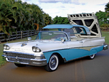 Pictures of Ford Fairlane 500 Skyliner 1958