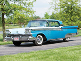 Pictures of Ford Fairlane 500 Skyliner Retractable Hardtop 1959