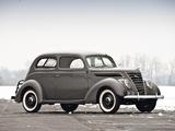 Ford V8 Standard Tudor Sedan (78-700A) 1937 images