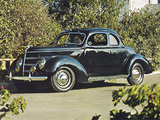 Ford V8 Standard 5-window Coupe (82A-770A) 1938 images