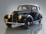 Ford Standard Tudor Sedan (91A) 1939 images