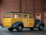 Ford Standard Station Wagon 1939 wallpapers