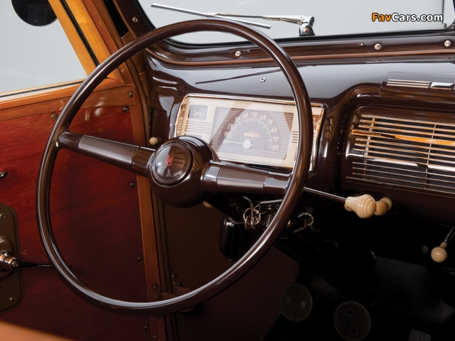 Ford Standard Station Wagon 1940 images (640 x 480)