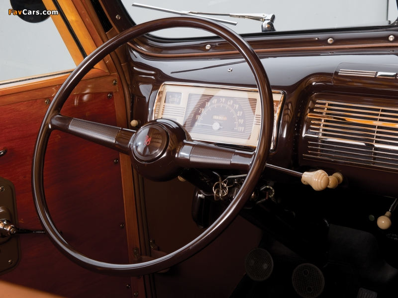 Ford Standard Station Wagon 1940 images (800 x 600)