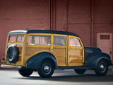 Ford Standard Station Wagon 1940 photos