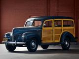 Ford Standard Station Wagon 1940 photos