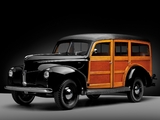 Ford Standard Station Wagon 1940 pictures