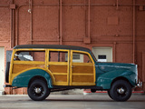 Ford Standard Station Wagon by Marmon-Herrington 1940 wallpapers