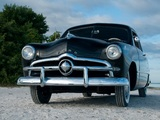 Ford V8 Standard Tudor Sedan (70A) 1949 wallpapers