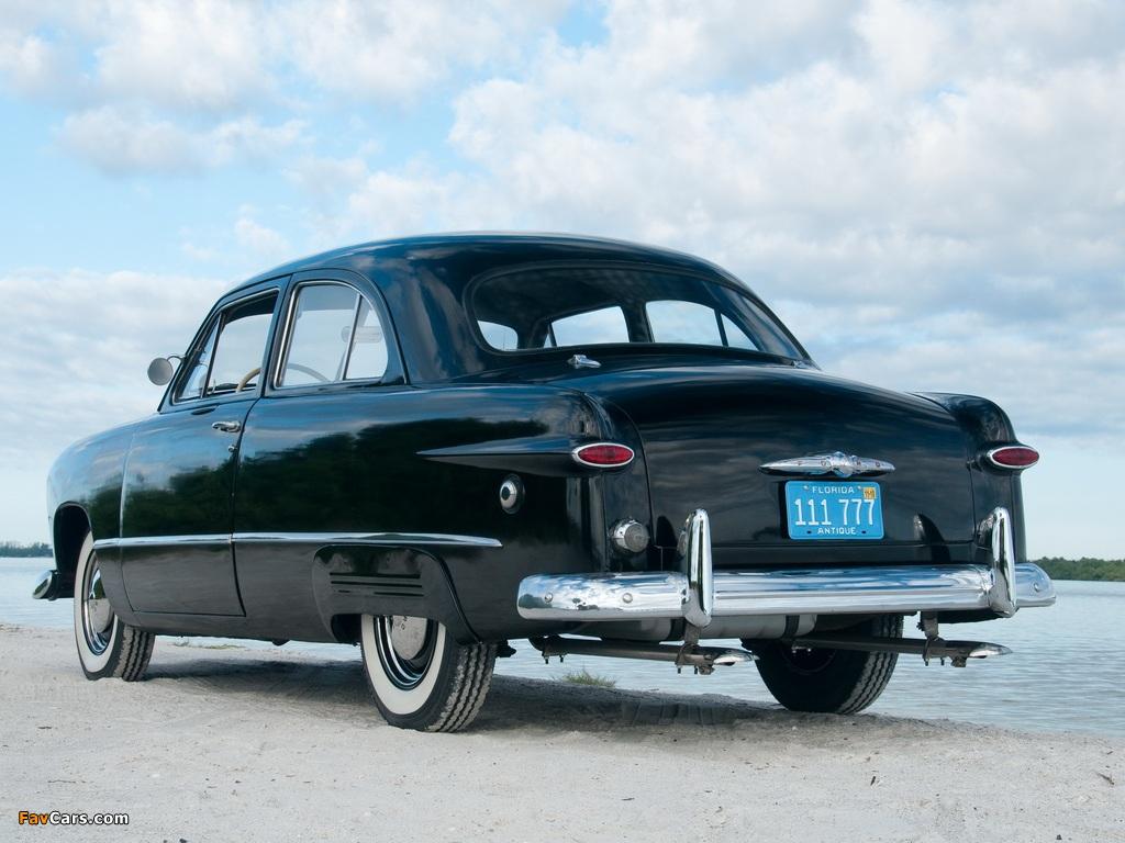Images of Ford V8 Standard Tudor Sedan (70A) 1949 (1024 x 768)