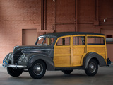 Photos of Ford Standard Station Wagon 1939